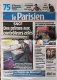 Telecharger Livres PARISIEN LE No 20751 du 31 05 2011 SNCF DES PRIMES AUX CONTROLEUR ZELES DES ECOLIERS FAUCHES PAR UN CAMION DE GENDARMERIE LE DOCUMENT QUI ACCABLE LES HOPITAUX PSYCHIATRIQUES CARLOS GHOSN JE SERAI DEVANTAGE PRESENT EN FRANCE COMMENT VA FAIRE L ALLEMAGNE SANS LE NUCLEAIRE GROS CLASH ENTRE JOHNNY HALLYDAY ET SON EX PRODUCTEUR LES SPORTS (PDF,EPUB,MOBI) gratuits en Francaise
