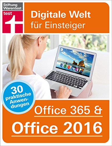 Software Konto (Office 365 & Office 2016: Digitale Welt für Einsteiger)