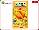 #3: Haoyue DT830D Digital Multimeter With High Range- LCD Disply