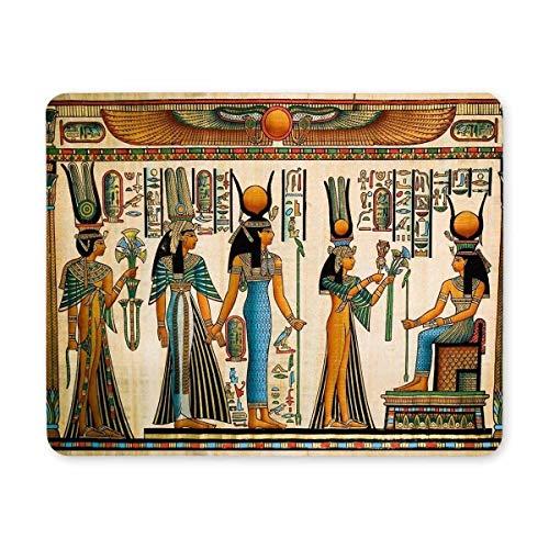 Gaming Mouse Pad, Maus - Pads der ägyptischen Königin Komfort - Mousepad - ägyptische Komfort