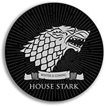 Official Merchandise Game of Thrones Winter is Coming Badge