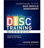 [The Essential Disc Training Workbook * *] [by: Jason Hedge]
