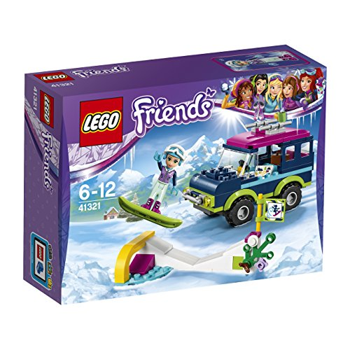 LEGO Friends - Estación de esquí: Todoterreno (41321)