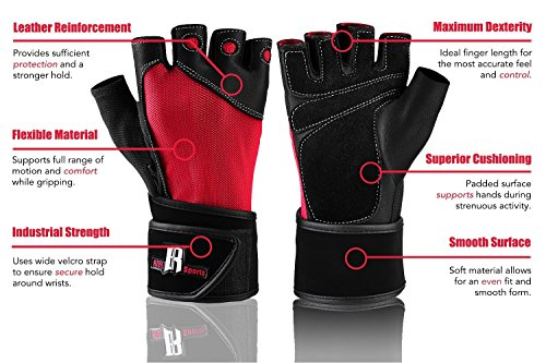 Weightlifting Gloves With – Weight Lifting Gloves
