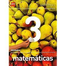 Matemáticas. 3 Primaria. Conecta 2.0 - 9788467553871