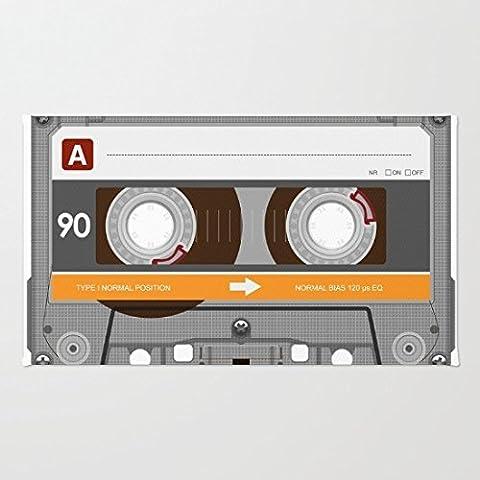 oransuger flanella Zerbino due set 160705–76, Cassette, 40 x 60 cm