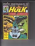 Image de Der unglaubliche Hulk Marvel Maxi-Pocket Nr. 25