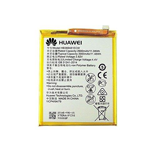 Huawei Batteria Originale HB366481ECW per P9 - P9 LITE - P8 LITE 2017 - HONOR 8 - P10 LITE | 3000mAh