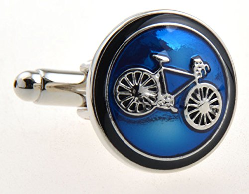 covinkr-bicycle-bike-rider-cufflinks-biking-cycling-symbol-round-cufflink-set-cufflinks-cuff-buttons