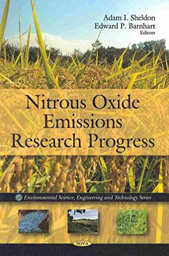 [Nitrous Oxide Emissions Research Progress] (By: Adam I. Sheldon) [published: September, 2009]