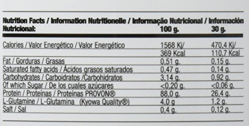 Quamtrax Nutrition Suplemento para Deportistas Isopro CFM