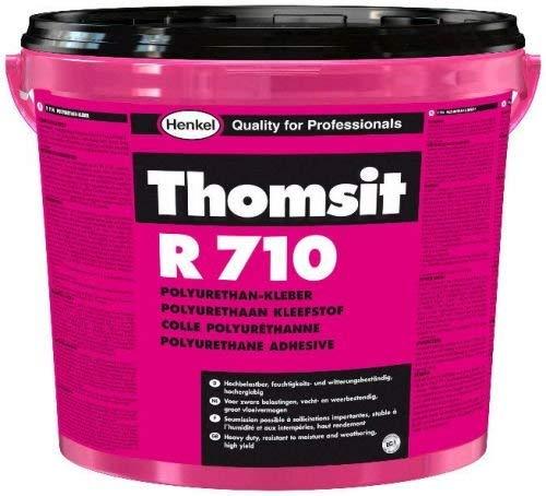 Thomsit R 710 Polyurethan-Kleber PVC-Kleber R710 innen und außen 10kg