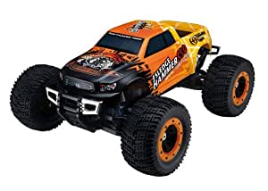 Thunder Tiger 01:08Model car Nitro monster truck Slege Hammer S50 4WDRtR 2.4 GHz