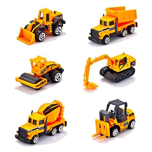 jieGREAT Kind Puzzle Spielzeug  1:64 RC Kipper Toy, Engineering Truck Fahrzeuge Alloy Engineering Mischen