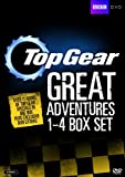 Top Gear - The Great Adventures 1-4 [DVD] [2011]