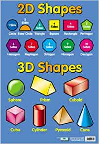 2d and 3d shapes amazon co uk 9781904217343 books