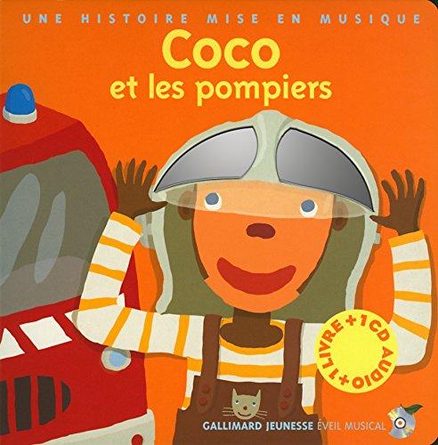 Coco et les Pompiers (livre-CD)