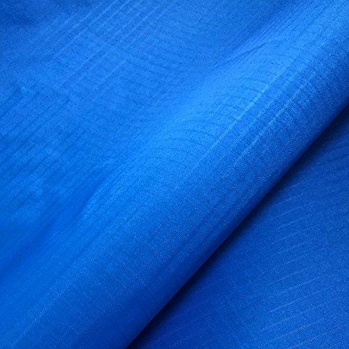 emmakites-azure-48g-ripstop-nylon-fabric-155x455-metrewxl-of-good-airtightness-uv-resistnce-soft-pu-
