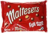 Maltesers Fairtrade Funsize Bag, 195 g - Pack of 9