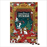 Lily's Kitchen Christmas Spectacular Advent Calendar Cat Treat (42 g)