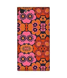 Pink And Orange Xiaomi Mi 3 Case