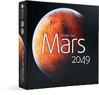 Mission zum Mars 2049: Ein strategisches Familien-Brettspiel! DEUTSCHE Spracheversion. Kolonisiere den Mars beim Abendbrot!