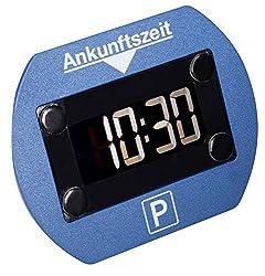 Park Lite PARKLITEBL Digitale Parkscheibe elektronisch mit Zulassung (blau)