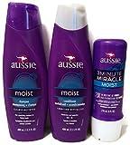 Aussie Moist Shampoo and Conditioner, 13...
