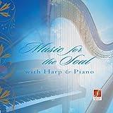 Musik für die Seele - Harfe mit Flügel spielen ruhige und innige Musik zur Entspannung und für eine innige Stimmung