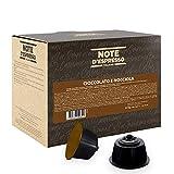 Note D'Espresso Cioccolato alla nocciola, Capsule compatibili con macchine Dolce Gusto, 14 g x 48