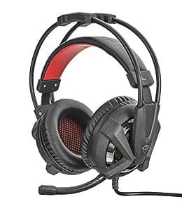 Trust Gxt 353 Cuffie Gaming con Vibrazione dei Bassi - PlayStation 4/PC