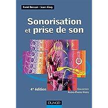 Sonorisation et prise de son - 4ème édition