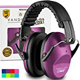 Ear Defenders for Kids Toddlers Children Babies -Hearing Protection Earmuffs for Adults, Women