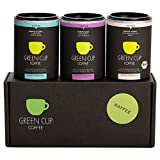Green Cup Coffee Kaffee Probierset
