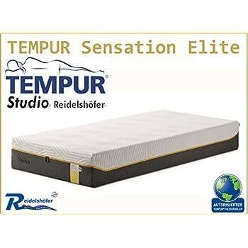 5a6bba5263b9e4 TEMPUR® Matratze SENSATION 19 Größe 90 x 200 cm  Amazon.de  Küche ...