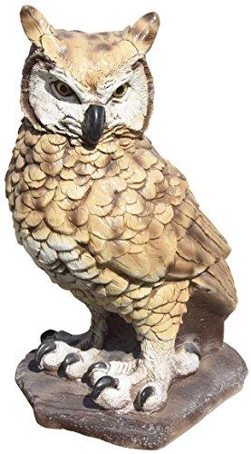 Figurine Hibou, 42 cm Couleur