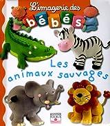 Les animaux sauvages et Les petits des animaux Coffret en 2 volumes