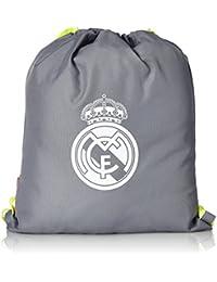 Real Madrid - Saco plano grey (2º equipacion 2015/2016) (Safta 611554196)
