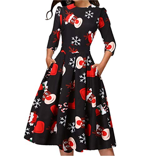 style_dress De noël 2020 Nouvelle année Robe...