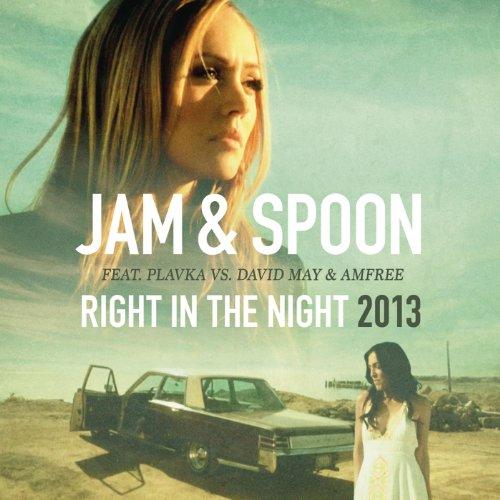 Right in the Night (David May vs Amfree Radio Edit ft Nate)