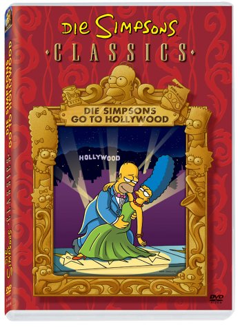 Classics - Simpsons Go to Hollywood