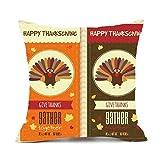 Thanksgiving Rechteck Bezug Decor Kissenbezug Sofa Taille Überwurf Kissenbezug 18
