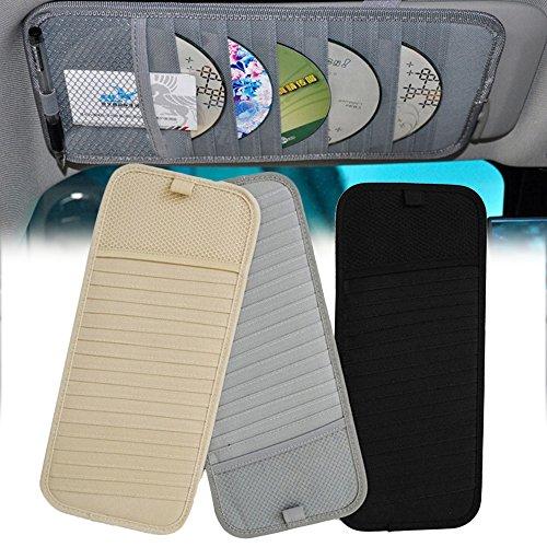 Schlanke Kreditkarteninhaber Wallet Card Holder Geld Clip Aufbewahrungskoffer für Business-Kreditkarte (schwarz)