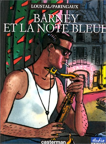 Barney et la note bleue par Loustal
