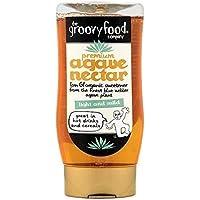 The Groovy Food Company Light & Mild Agave Nectar 250ml