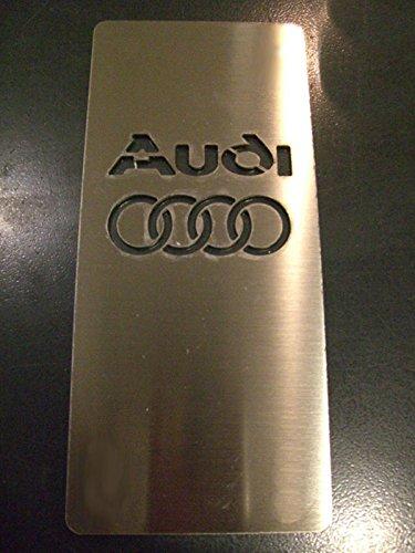 tuning pedana poggiapiede acciaio inox aisi 304 18 x 8 cm con kit velcro incluso