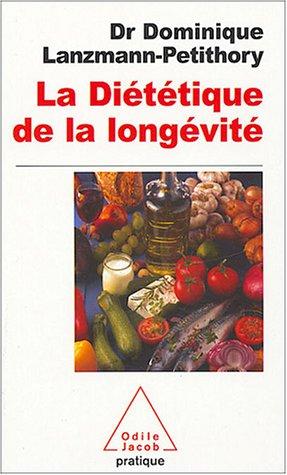La diététique de la longévité