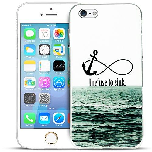 iPhone 6S, 6 Bilder Case, Conie Mobile Motiv Hülle Backcover Rückschale, Silikon TPU Schutzhülle Motiv 6