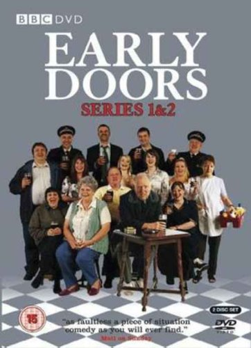 Early Doors: Series 1 & 2 [DVD] ...