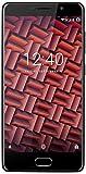 """Energy Sistem MAX 3+ - Smartphone DE 5.2"""" (Quad-Core, IPS HD, 2 GB de RAM, Memoria Interna de 16 GB, Android 7.0), Color Negro"""